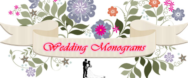 Wedding-Monograms