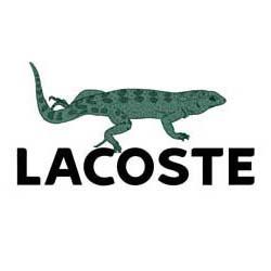 Lacoste Lizard Logo