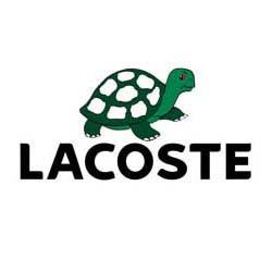 Lacoste Turtle Logo