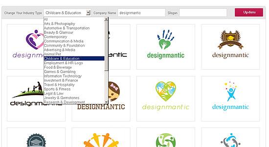 Select Logo Design