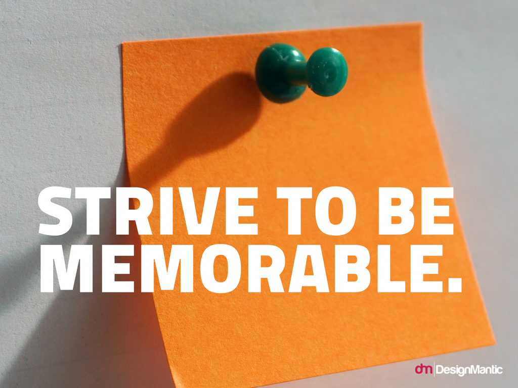 Is your logo memorable?