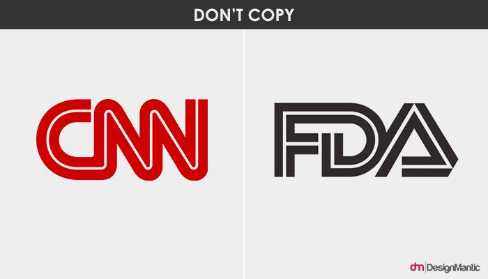 CNN and fda logo