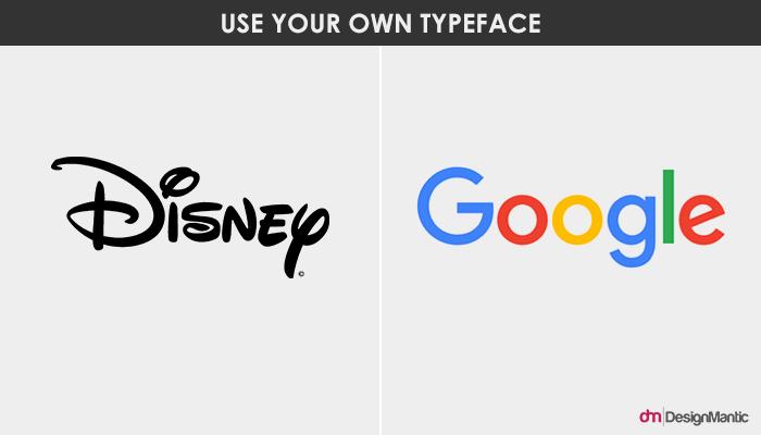 Disney and google logo