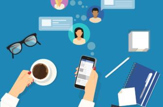 Social Media Sites Prefer Blue
