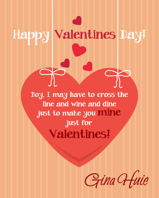 Corny valentine pick up lines