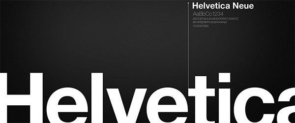 Helvetica--the--typeface