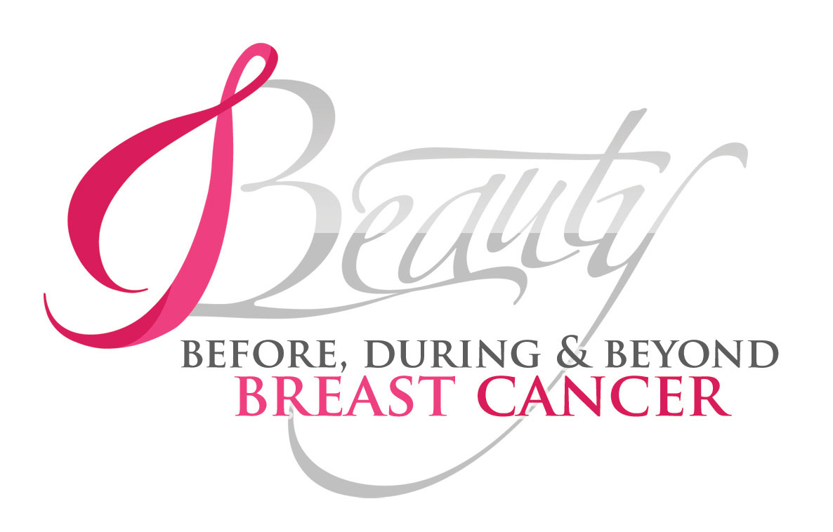 graphic design for care and cure breast cancer awareness