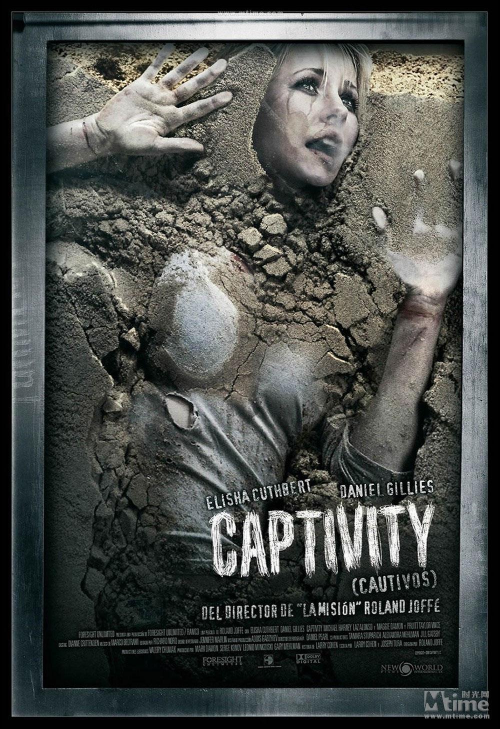 Captivity Horror Movie