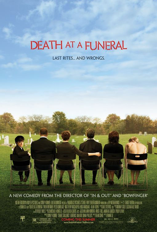 Death At A Funeral Comedy Movie
