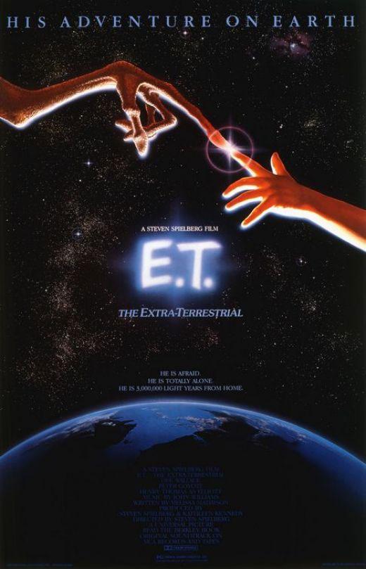 E.T. Science Fiction Movie