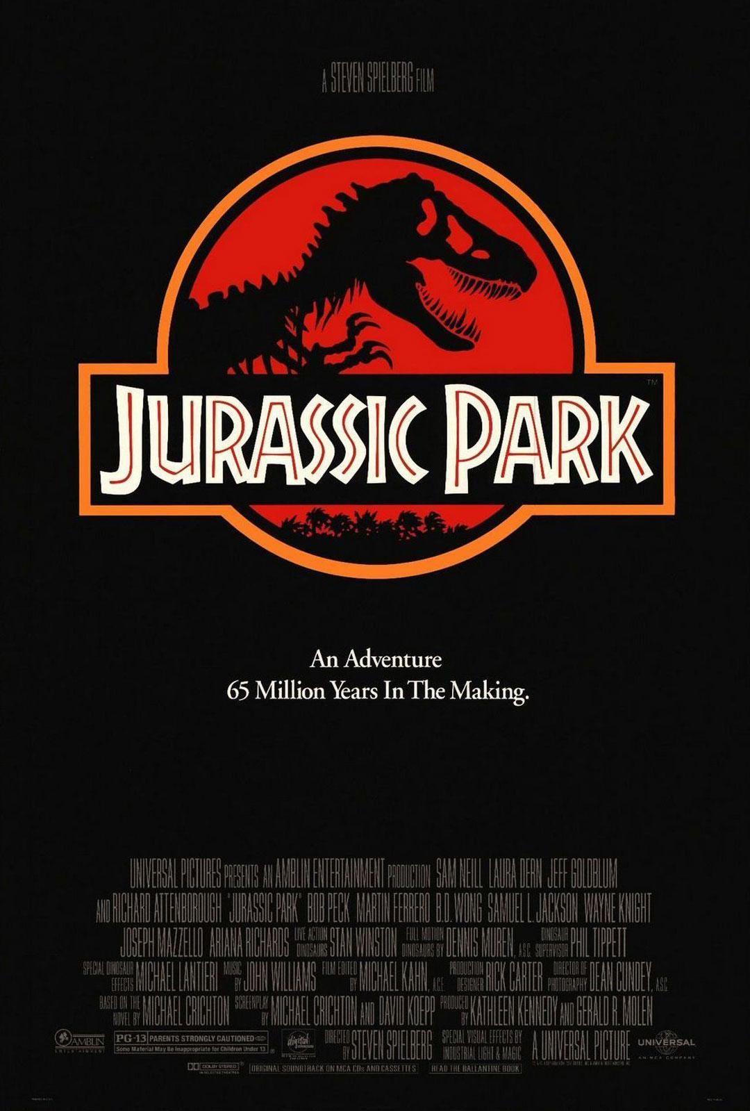 Jurassic Park Drama