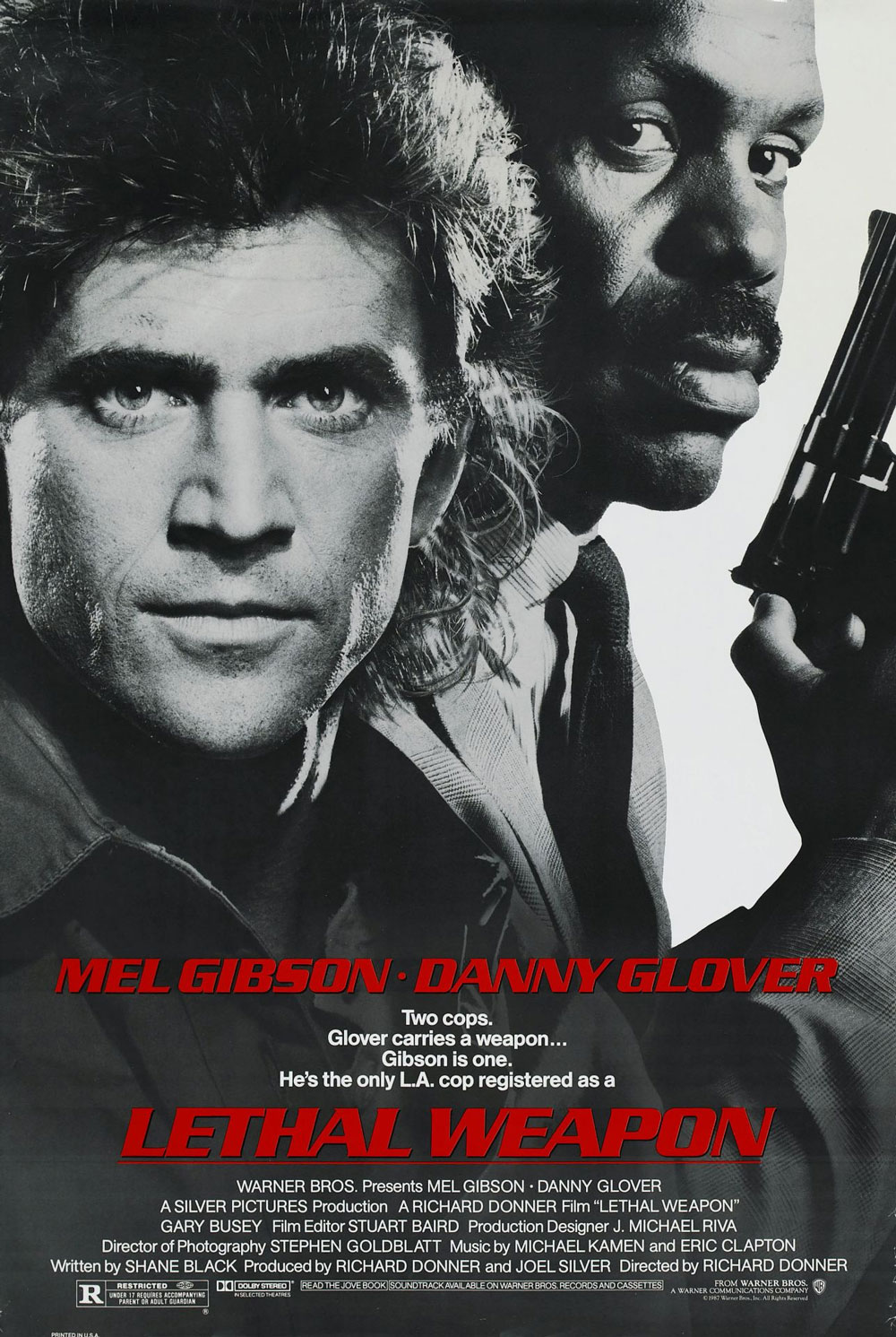Lethal Weapon Action Movie