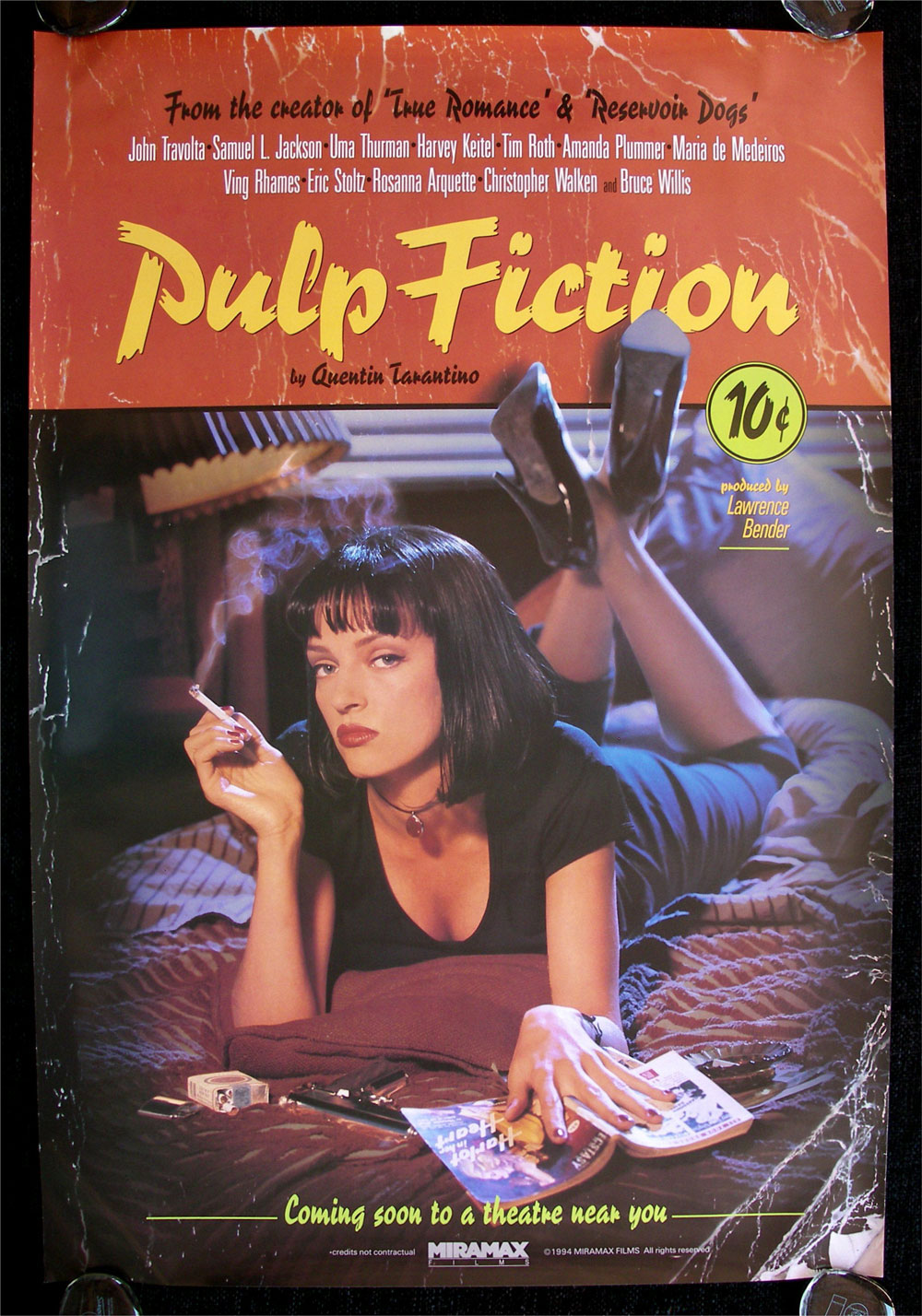 Pulp Fiction Comedy Movie