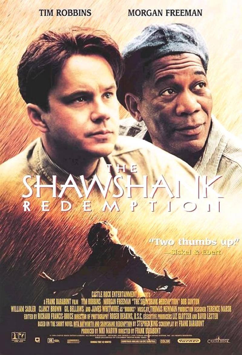 Shawshank Redemption Drama