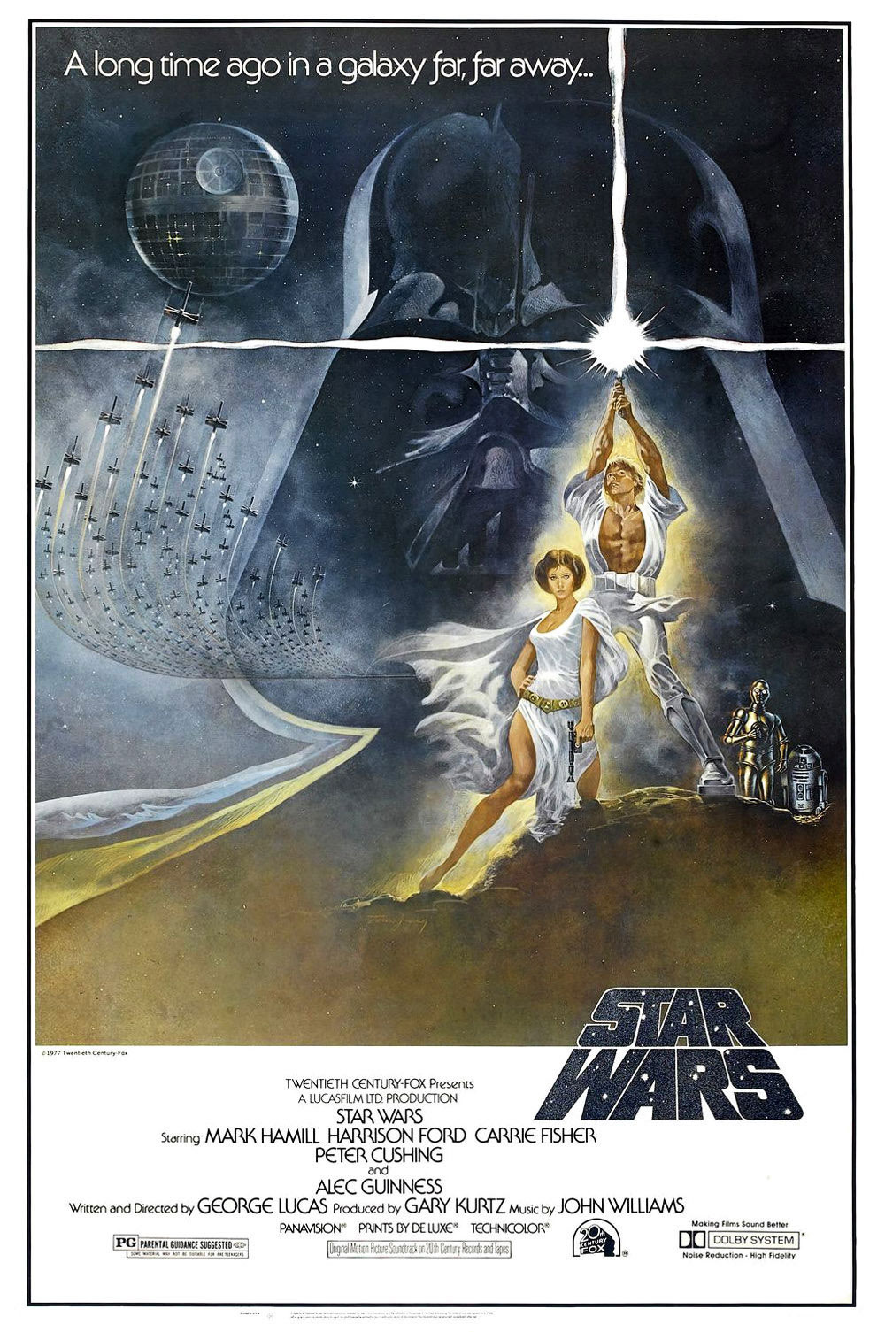 Star Wars Science Fiction Movie