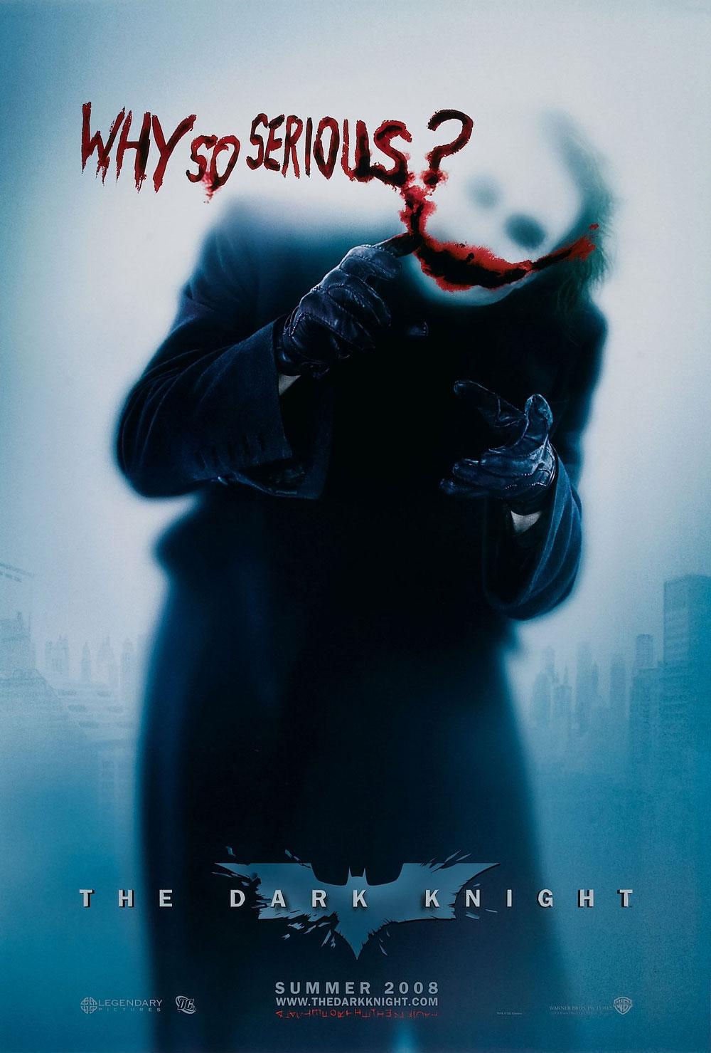 The Dark Knight Comic Book Movie