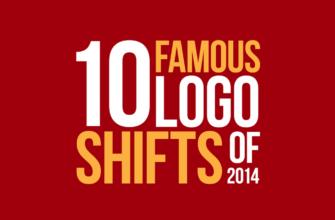 Famous Logo Shifts