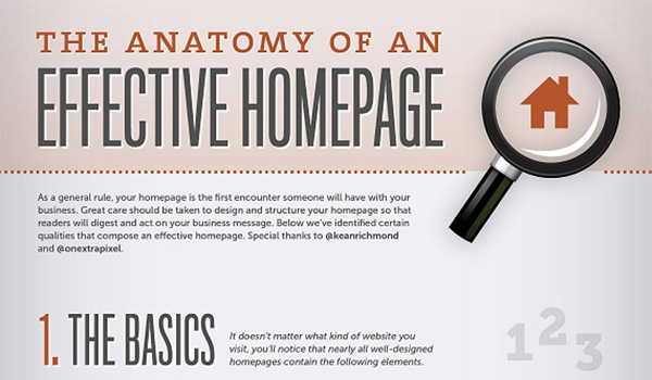Effective Home Page
