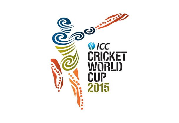 Cricket world cup logo 2015