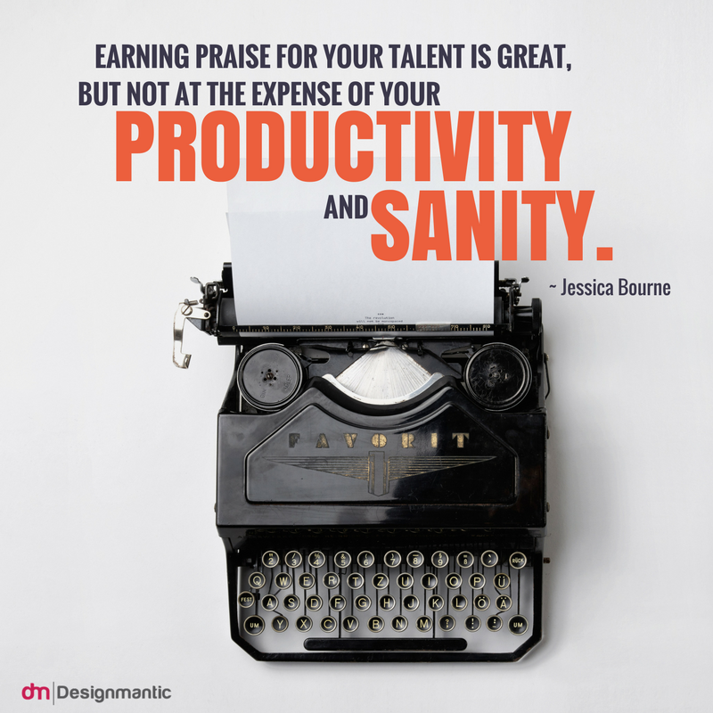 Earning Praise For Your Talent Is Great