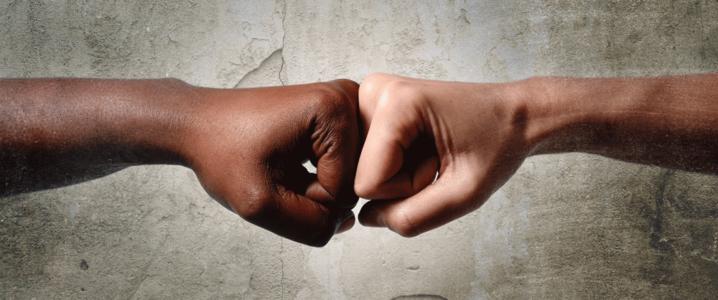 Designers saying no to Racism