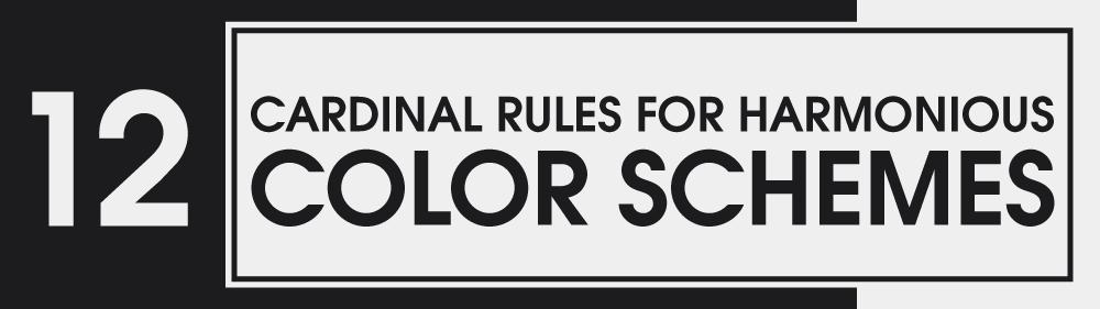 12 Colors Schemes