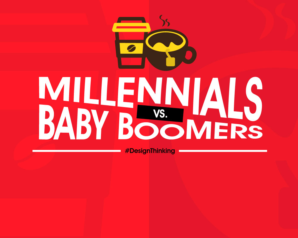 Millennials Vs Baby Boomers - When Design Is More Than A ...