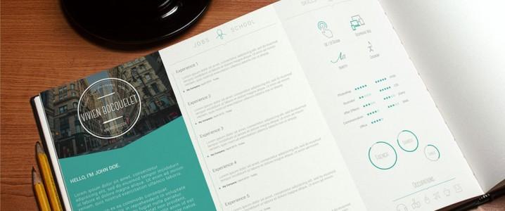 GivingTuesday Roundup 10 Resumes And Portfolio Sites To Kickstart Your Graphic Design Career