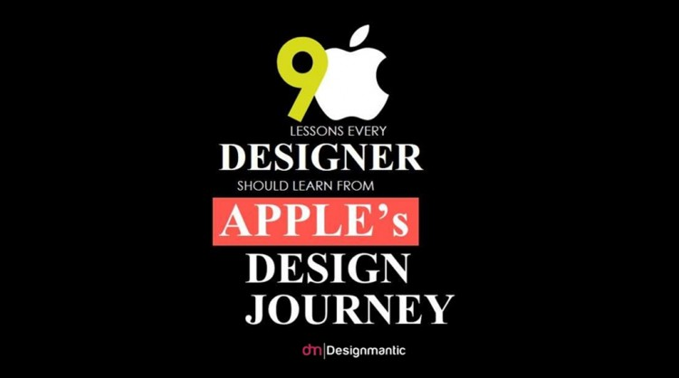 Apples design Journey