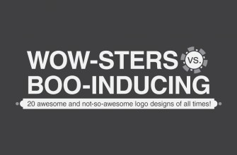 Wowsters vs Boo Inducing Logos