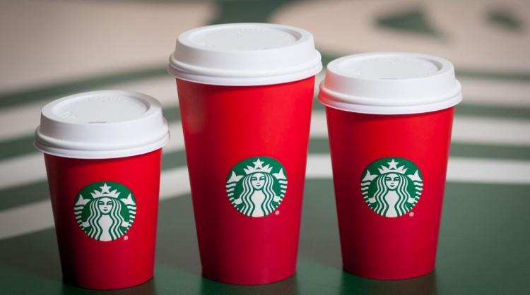 Starbucks-Red