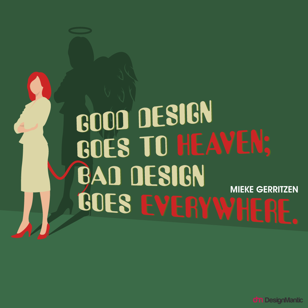 Quotes Design Cool 15 Quotes To Stoke Your Design Pursuits  Designmantic