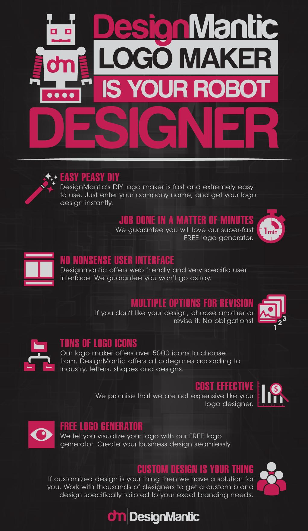 Infographic Logo Maker