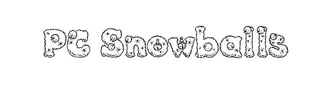 Snowball Fonts