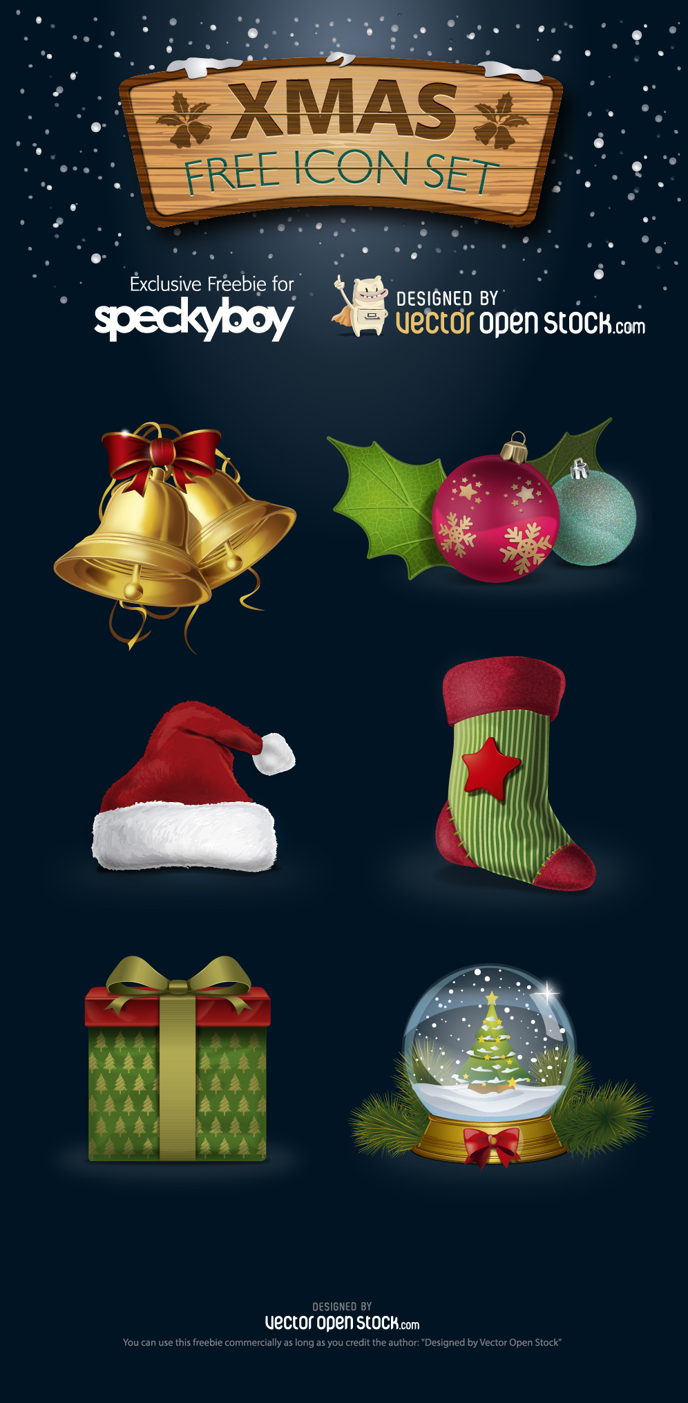 Xmas Vector Icon Set