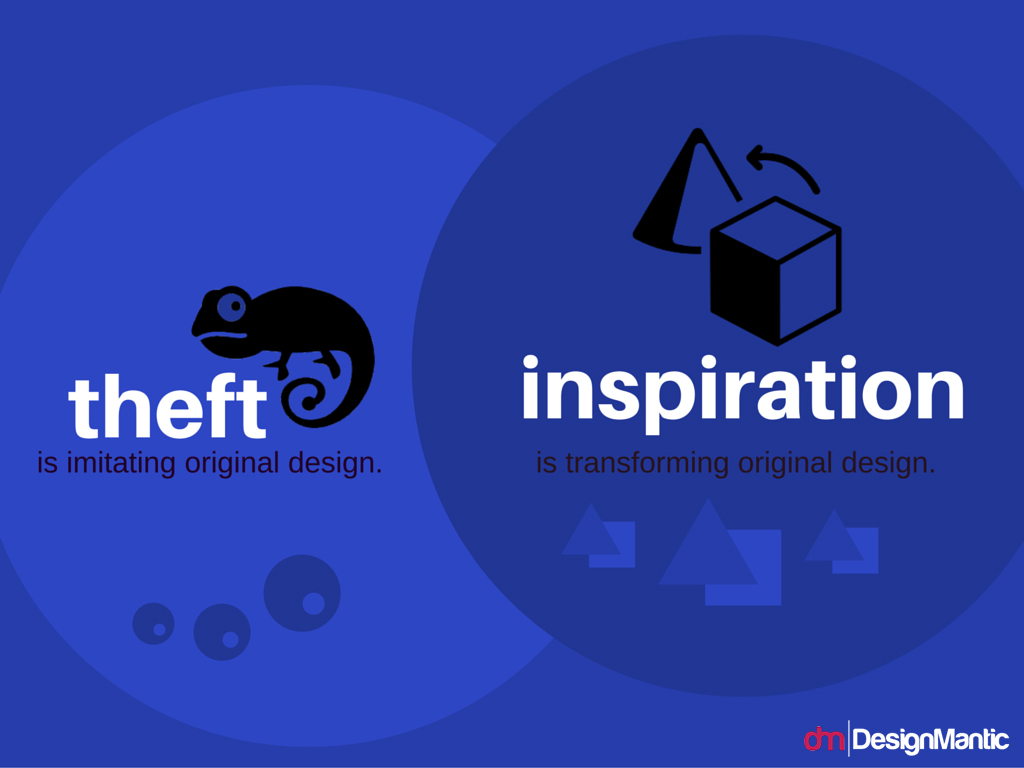 Theft And Inspiration