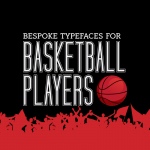 Typeface For Basketball Players
