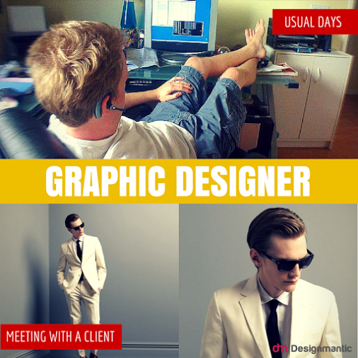How Designers Dress Up?