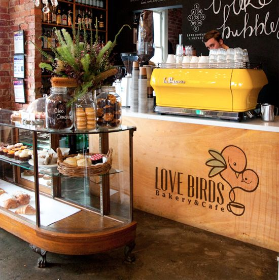 Love Birds Bakery & Café