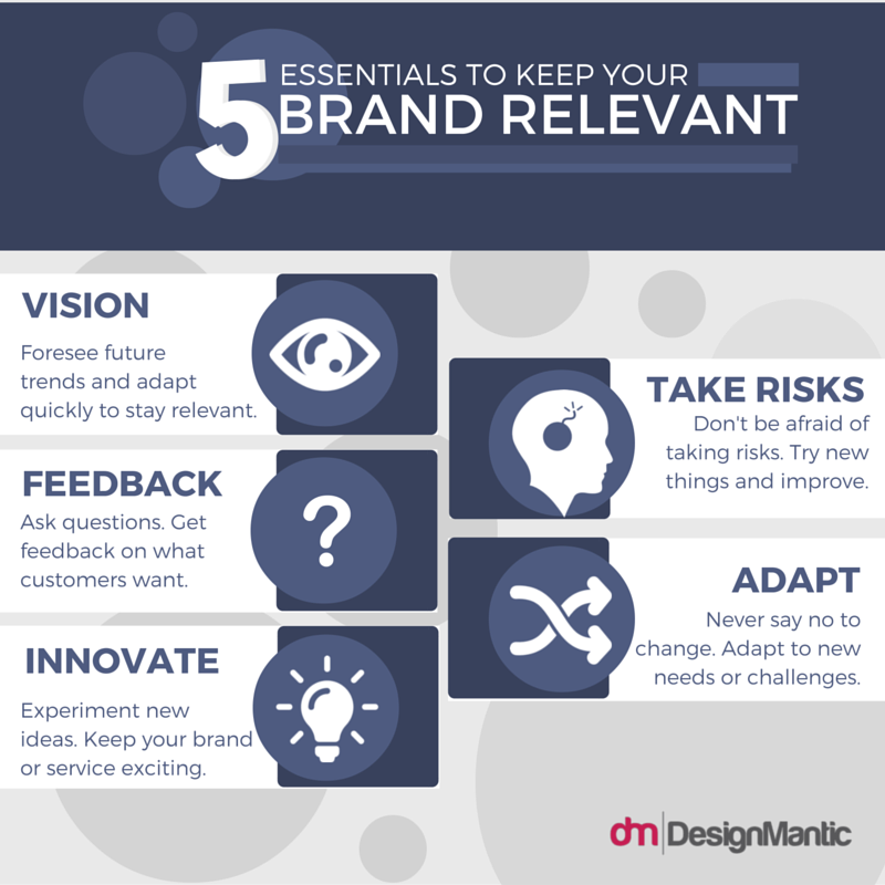 5 Tips To Stay Relevant