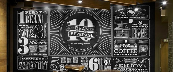 24 Food Industry Wall Artists | DesignMantic: The Design Shop