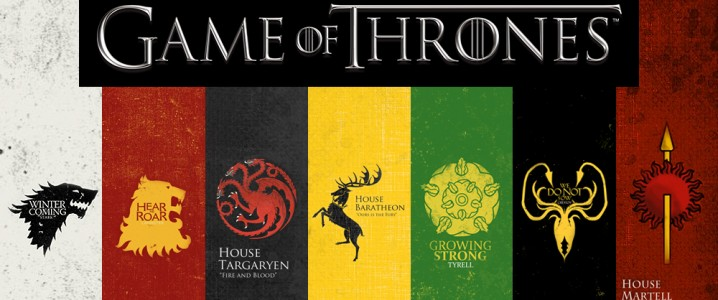 7 Game Of Thrones Inspired Logo Designmantic The Design Shop