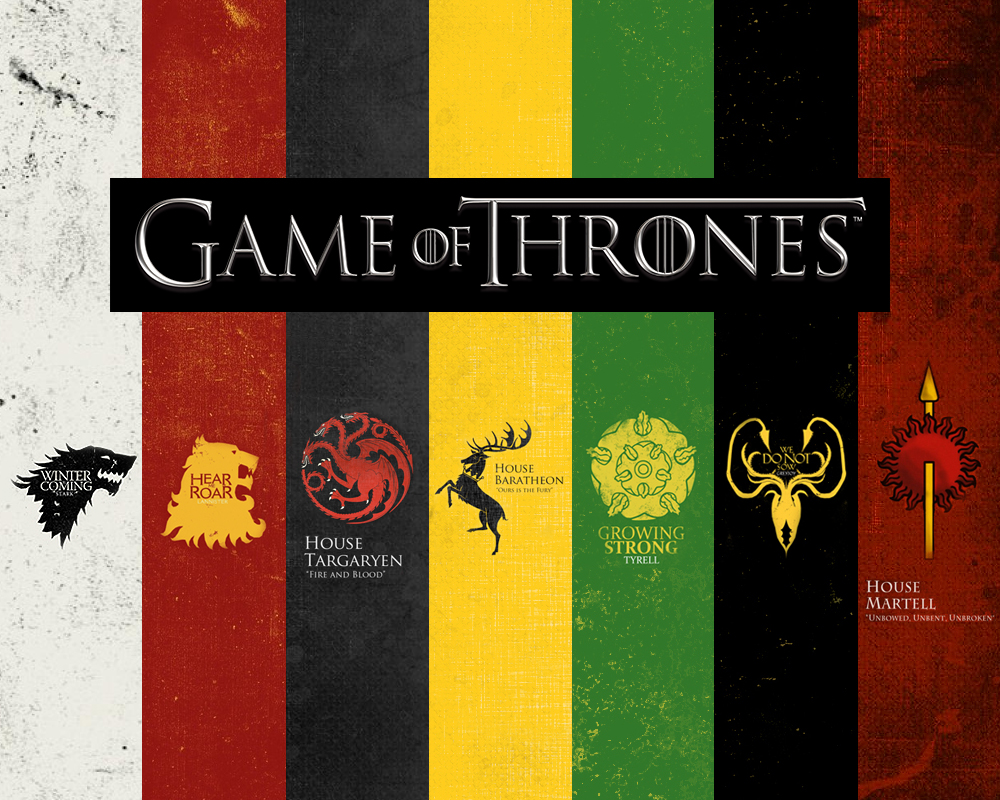 7 Game Of Thrones Inspired Logo Designmantic The Design Shop