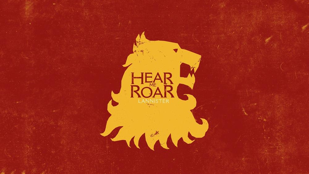 7 Game of Thrones Inspired Logo | DesignMantic: The Design ...