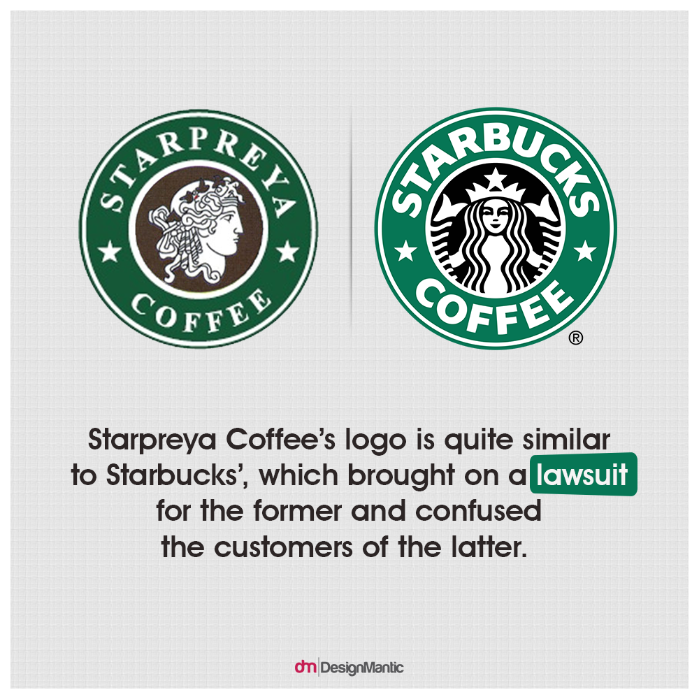 Similar Starbucks Logo