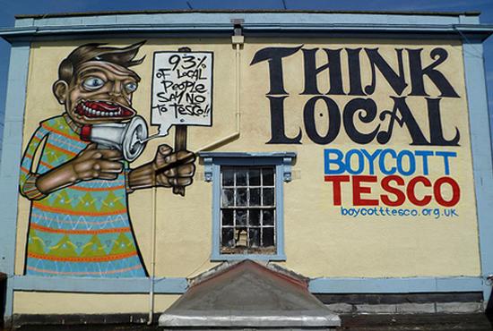 boycott tesco