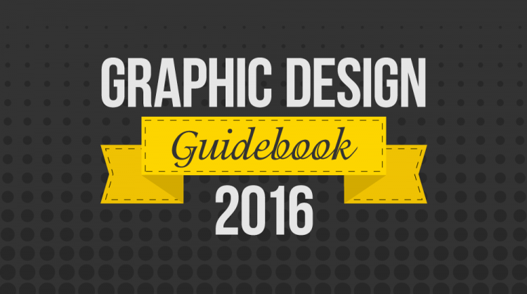 graphic design guidebook 2016