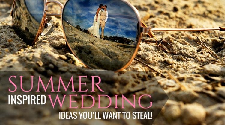 Summer Inspired Wedding