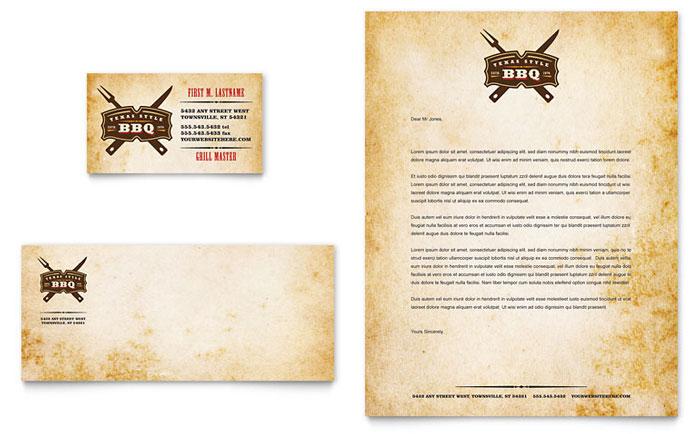 True restaurant branding elements designmantic the design shop restaurant letterheads spiritdancerdesigns Gallery