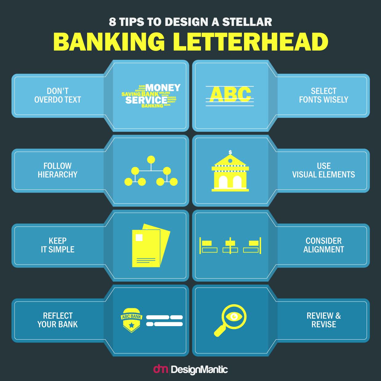 Banking Letterhead